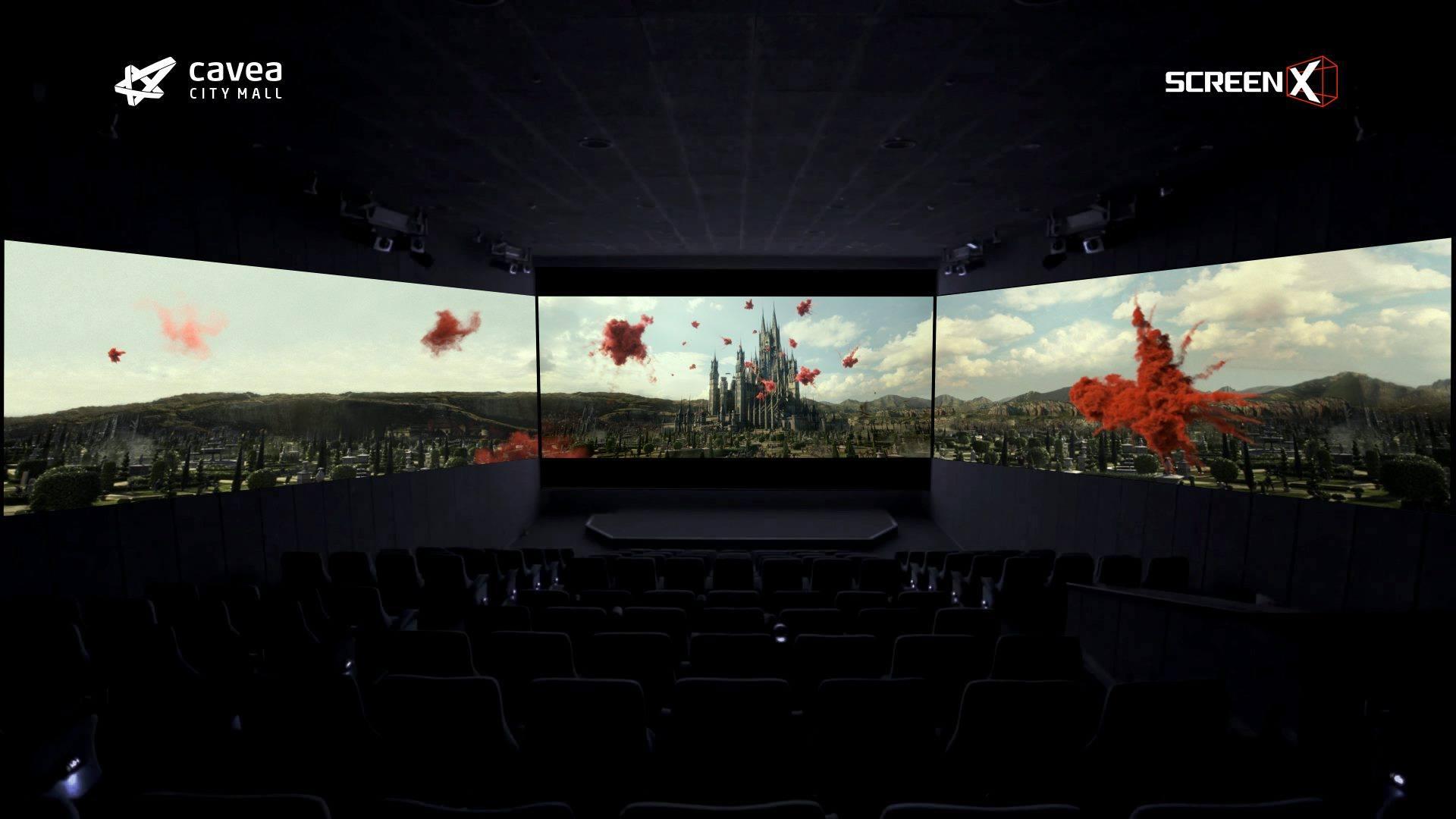 Cavea Cinemas From Georgia Introduces First Ever Screenx Georgia